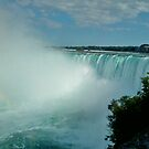 Niagara Falls 21.0 - New York by clarebearhh