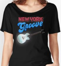 The Spaceman - '78 New York Groove T-Shirt Women's Relaxed Fit T-Shirt
