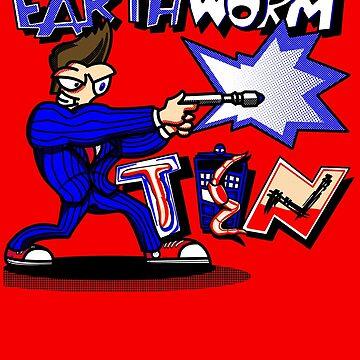 Earthworm Ten 2 by chesypoof