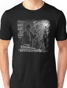 The Toon Who Kissed Me (B&W) T-Shirt