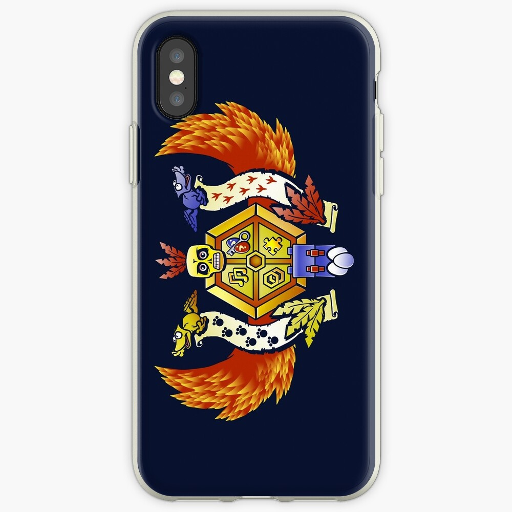 Treasure Hunters Crest (REVAMPED) iPhone-Hülle & Cover