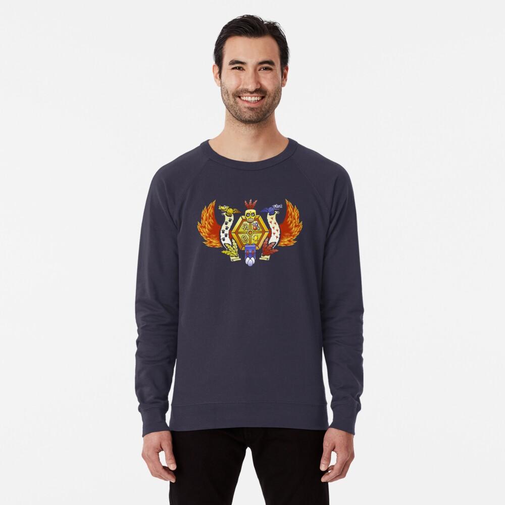 Treasure Hunters Crest (REVAMPED) Leichter Pullover