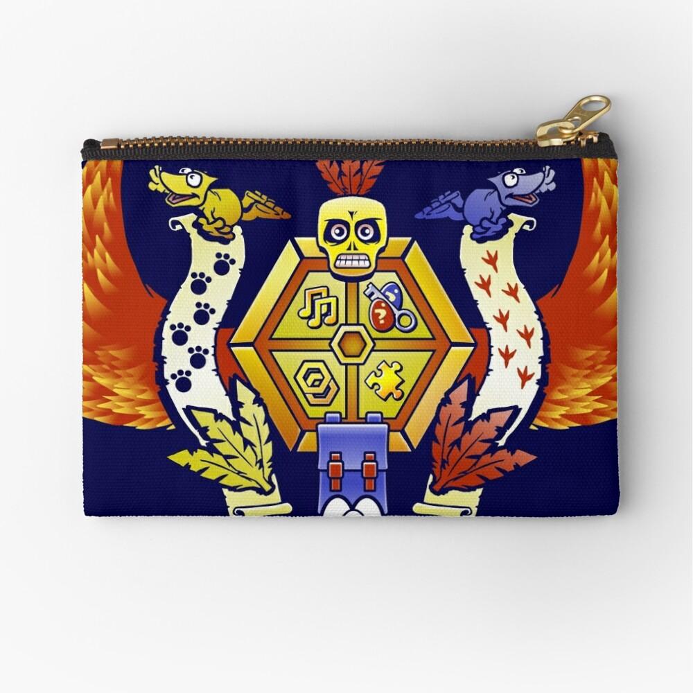 Treasure Hunters Crest (REVAMPED) Täschchen