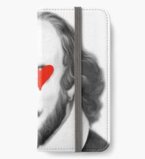 Love, Shakespeare iPhone Wallet/Case/Skin