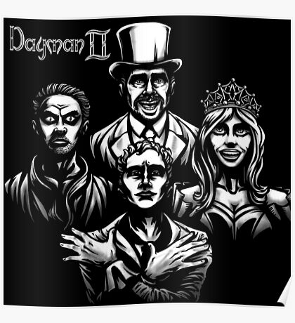 Dayman Rhapsody Poster