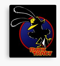 Buck Tracy Canvas Print