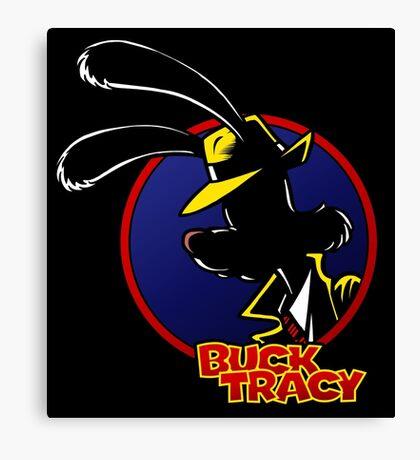 Buck Tracy Canvas Print