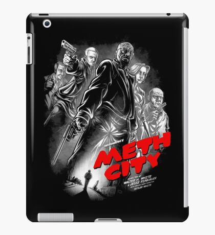 Meth City iPad Case/Skin