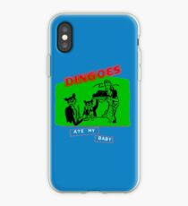 Dingoes Ate My Baby iPhone Case
