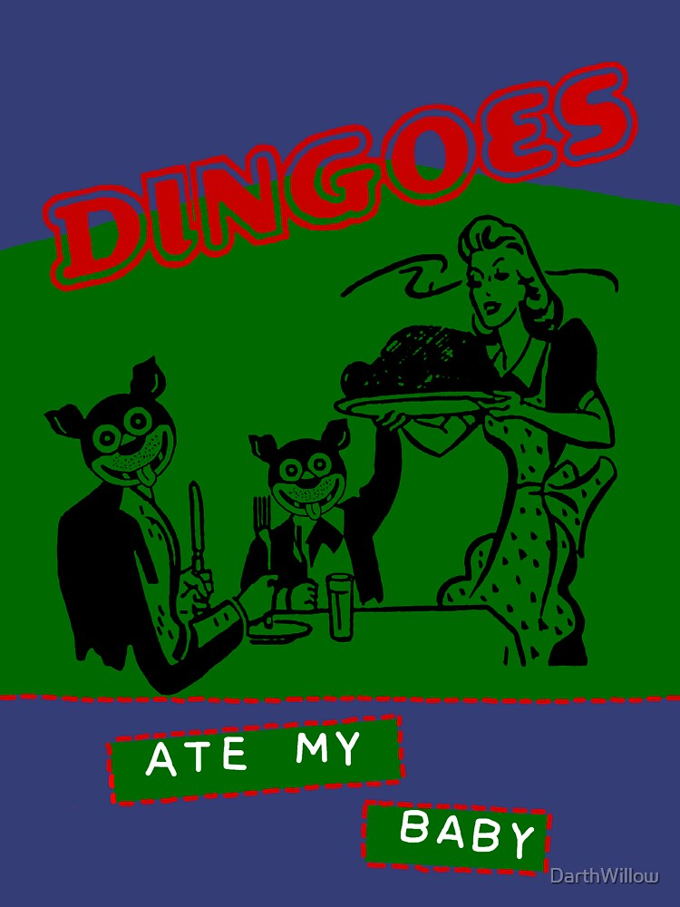 Dingoes Ate My Baby | Unisex T-Shirt