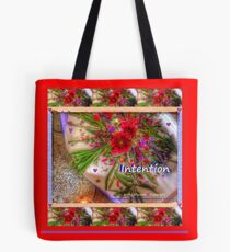 Burning Bouquet! Tote Bag