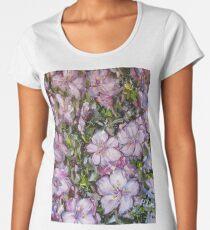 LET LIFE BE BEAUTIFUL LIKE SPRING AZALEA Women's Premium T-Shirt