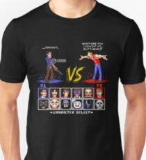Super 80's Good Vs. Evil 2! T-Shirt