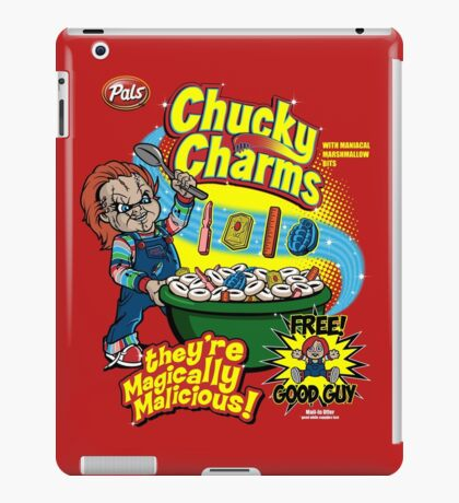 Chucky Charms iPad Case/Skin