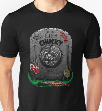 The Legacy of Chucky T-Shirt