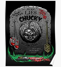 The Legacy of Chucky Poster