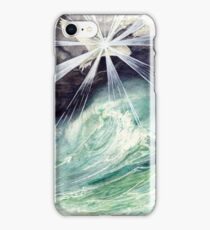 Elwing Bearing the Silmaril iPhone Case/Skin
