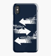Time Distorted Minimalism iPhone Case/Skin