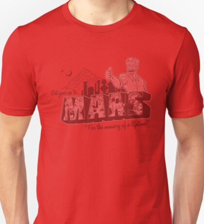 Get Your Ass to Mars T-Shirt