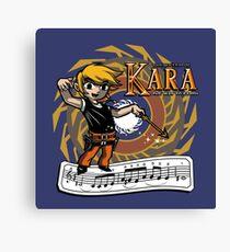 The Legend of Kara Canvas Print