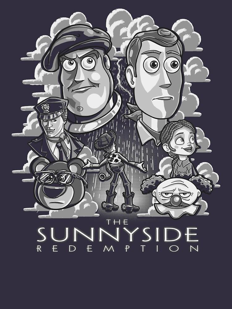 The Sunnyside Redemption | Unisex T-Shirt