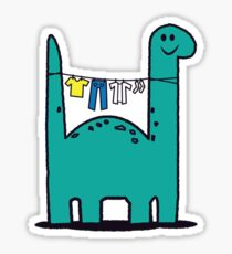 Washinglineasaurus Sticker