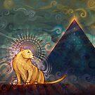 Ancient Pride by SimonHaiduk