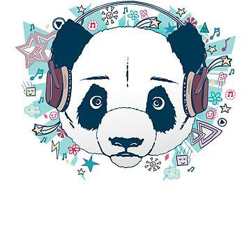 panda music by Luisombra