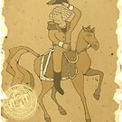 a ride in Trenton 1789 by SamsonSpirit