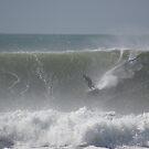 big surf Brunswick Heads NSW by sunranger