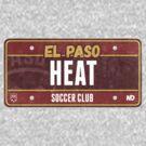 ASD - El Paso Heat by newdamage