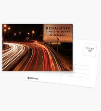 Motorway Mayhem Postcards