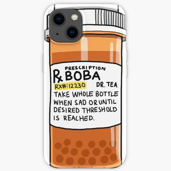 Boba Pills iPhone Soft Case