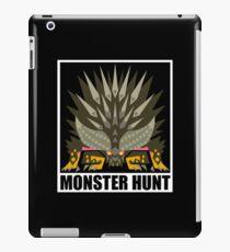 cool hunt games iPad Case/Skin