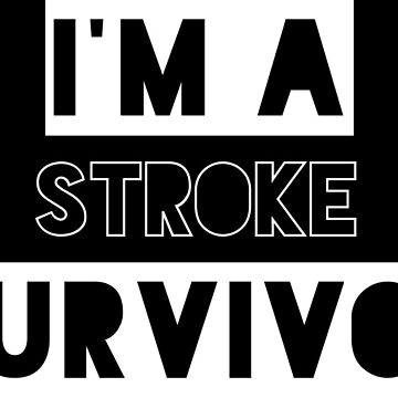 Survivor - Stroke (white) by fionawb