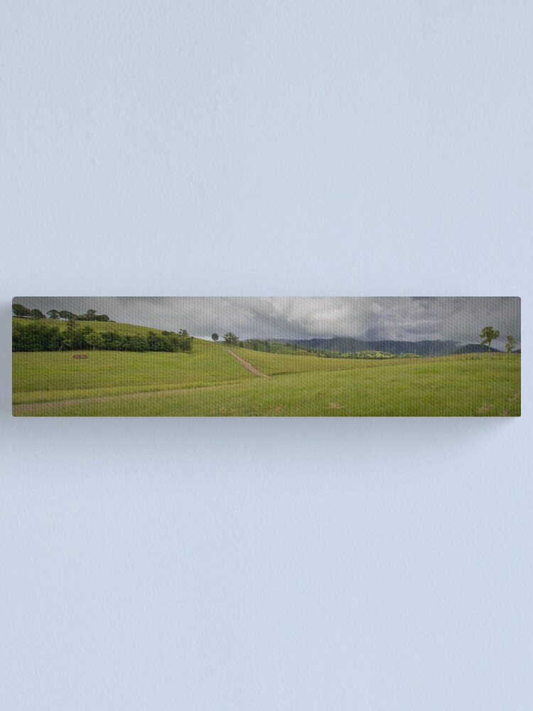 Alternate view of Green Hills Canvas Print