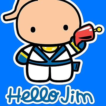 Hello Jim by chesypoof