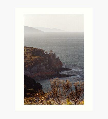 Freycinet Coast Art Print