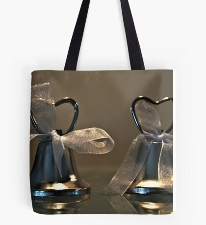 Wedding Bell CloseUp  Tote Bag