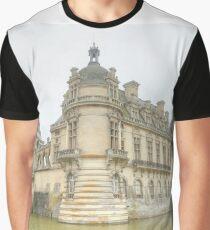 Chateau de Chantilly Graphic T-Shirt