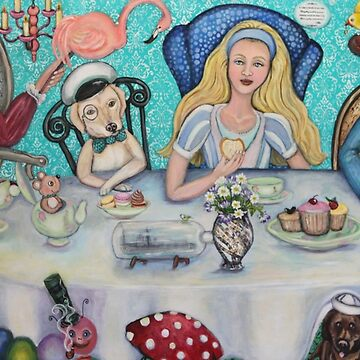 Alice and Friends by Lornie