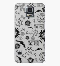 Supernatural Symbols Case/Skin for Samsung Galaxy