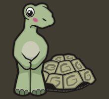 Tort-ally Naked Tortoise