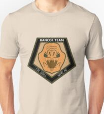 Rancor Team Airsoft   Logo Unisex T-Shirt
