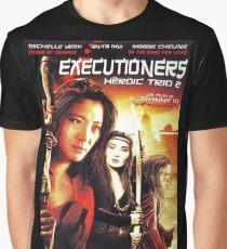 Heroic Trio Graphic T-Shirt
