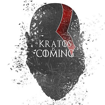 Kratos is coming by Waleart