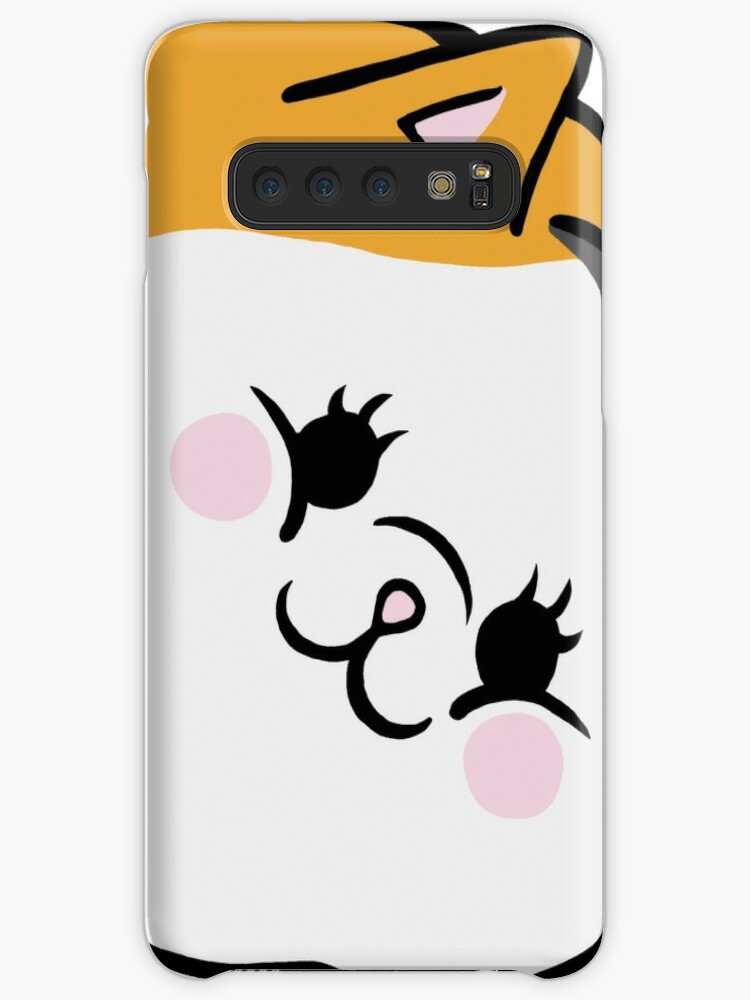 online retailer 65d4b b62b1 'Fat Cat Approved!' Case/Skin for Samsung Galaxy by Overinkt