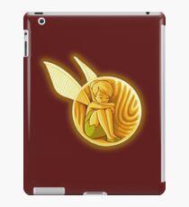 Inside the golden snitch iPad Case/Skin