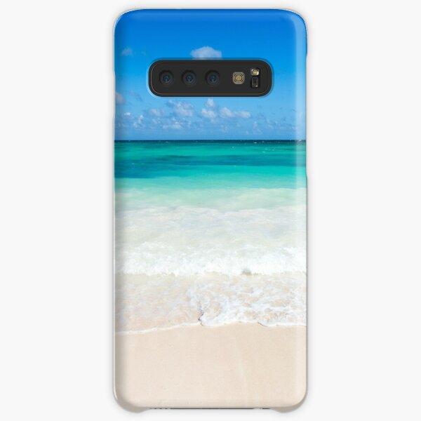 Beach waves Samsung Galaxy Snap Case