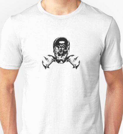 teschio tirapugni T-Shirt